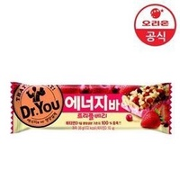 韓國Dr.You 低卡草莓能量棒36g