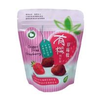 有機轉型期草莓果乾 (60g/包)【杏一】