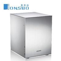 【熊機殼】JONSBO C2 Micro/ITX 全機鋁鎂合金機殼 陽極銀 ◎