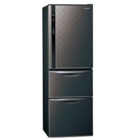 【Panasonic國際牌】385L 3門冰箱 NR-C389HV-K