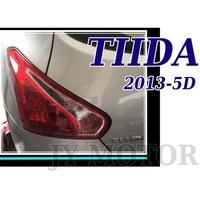 》傑暘國際車身部品《新品NISSAN BIG TIIDA 13 14 15 16年原廠型 紅白 尾燈 後燈 一顆1200