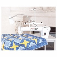 (Janome) Janome AQSD18 Sit Down Quilting Machine-