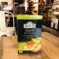 *阿提卡(富)英國亞曼AHMAD~蘋果水果紅茶20入鋁箔茶包
