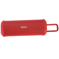 MIFA F5 Bluetooth Wireless Stereo Speaker portable bluetooth 4.0 outdoor speakers DSP 3D surround stereo sound Micro-USB card(Red) - intl
