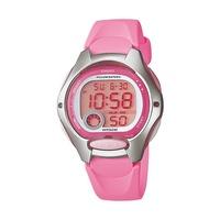 【CASIO】 卡西歐可愛電子錶/兒童錶LW-200 LW-200-4B防水/照明/ 宏崑時計 台灣卡西歐公司貨保固一年