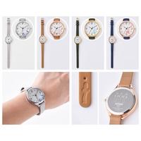 灰熊哈日🐻預購🔅日本 MOOMIN x Field Work 腕錶 手錶 嚕嚕米 阿金 小不點 溜溜們