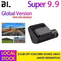 XIAOMI 70mai Dash Cam Pro GPS 1944P HD Car DVR Dash Camera English with gps module