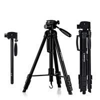 InnerTeck InnerTeck Tripod - 70 Inches Professional Camera Tripod Monopod with Carry Bag for SLR DSL