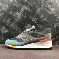 New Balance Original New Balance NB997 Green MENS Sports Sneakers Shoes Discounted