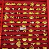 แหวนทองแท้1/2สลึง ราคาทุน ส่งฟรีems