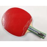 [大自在體育用品] CRACK S-3 克拉克 桌球拍 初學 成品拍 貼好雙面皮 附半圓拍袋 刀板 乒乓球拍