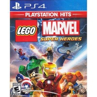 PS4 LEGO MARVEL SUPER HEROES (PLAYSTATION HITS) (US)
