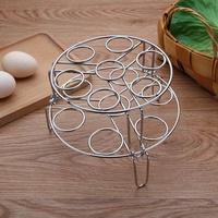 OutFlety Multipurpose Egg Steamer Rack, Stackable Egg Steamer Rack Trivet for Instant Pot Pressure Cooker Accessories - Fits Instant Pot 5,6,8 qt Pressure Cooker