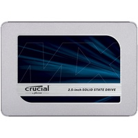 "Crucial MX500 1TB SATA 2.5"" 7mm (with 9.5mm adapter) CT1000MX500SSD1"