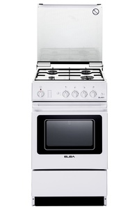 ELBA EEC 566 WH Free Standing Cookers (Electric Oven)