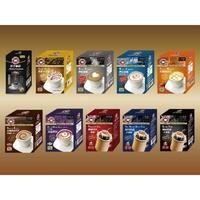 西雅圖咖啡/醇黑咖啡/黑摩卡咖啡/雙倍濃縮/焦糖瑪奇朵/英倫奶茶/藍山/極品大濾掛/莊園特級無糖二合一/黃金曼特寧