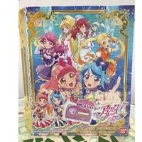 偶像學園Aikatsu Friends!金典卡冊 201907最新 官方正版 含ID卡一張及內頁10張 全新 愛音湊零緒