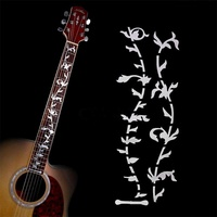 (Free shipping for WM - Klang Valley,WM - Non Klang Valley,EM - Sabah)SCIOLTO SPORTS Tree Of Life Beautiful Guitar Fretboard Marker Decal Ultra Thin Sticker