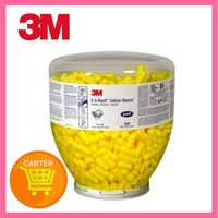 3M EAR PLUG REFILL 391-1004 500PAIR/BOX