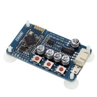Mini USB 5V Wireless Bluetooth 4.0 Audio Receiver BoardStereoDigital Amplifier Module - Intl - intl