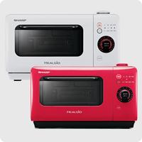 手機APP下單再享折扣50-500 日本公司貨 夏普 SHARP【AX-HR2】吐司烤箱 蒸氣 三段火力 四種菜單模式
