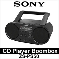 Sony ZS-PS50 Portable CD Player Boombox