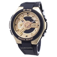 Casio Baby-G MSG-400G-1A2 MSG400G-1A2 Analog Digital Womens Watch