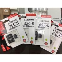 #優選免運 金士頓 16G 32G 64G 128G 記憶卡 SD卡 Micro SD HC 256G 高轉速手機記憶卡