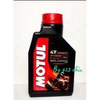 〔綠油油goo〕MOTUL 4T 7100 5W40 5W-40 MA2 全合成 酯類 平輸 重機檔車 SN ESTER