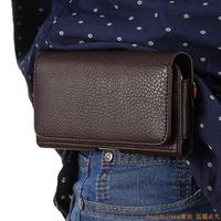 限時特價三星S9+戶外工作小掛包S9plus手機包note9皮套橫夾腰套腰包穿皮帶