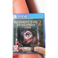 PS4遊戲光碟-惡靈古堡_啟示2