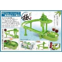 鐵架王  日本第二代升級版綠竹流水麵機 夏日冰涼必備 綠竹 涼麵水樂園 涼麵滑水道 親子同樂