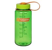 Nalgene 寬嘴水壺/運動水瓶/寬口瓶 Tritan 500cc 美國製 2178-2071 哈密瓜