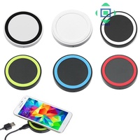 Powerbank New Qi Wireless Power Charger Charging Pad for Mobile Phones