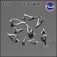 【總在釣魚漁具】原裝日本FUJI LCAG磁環導環 筏竿路亞竿 DIY