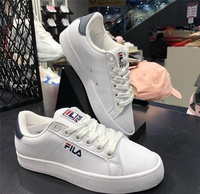 Bestseller Top Quality Fila_Women's and Men's Shoes Generations Increased Casual Fila_Running Shoes White Shoes