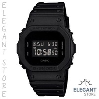 Casio G-Shock DW-5600BB-1 Mineral Glass Men's Watch - Full Name / DW-5600BB-1D