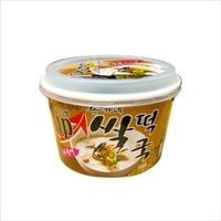 """""""Song House"""" rice cake or pot   Instant Tok (151 g) br [Sunga] [Retort] [Korean rice cake] [Korean food] [Korean food]"""