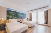 住宿 Atour Light Chunxi Netease Cloud Music Hotel Chengdu 成都春熙路網易雲音樂亞朵輕居酒店