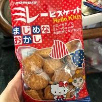 Nomura 野村美樂小圓餅 Kitty 100g