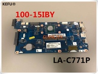 Kefu For Lenovo 100-15iby Laptop Motherboard Aivp1/aivp2 La-c771p 100%tested