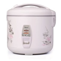 TOYOMI RC 942 Rice Cooker with Warmer 1.2L