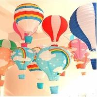 歐美風紙燈籠熱氣球