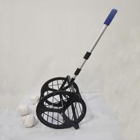 新款乒乓球棒球壘球網球撿球器拾球器收球器多球自動撿球筐滾動撿球網【贝儿居家1】