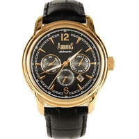 Arbutus Mens Automatic Watch AR612RBB