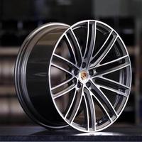Porsche macan 保時捷 20吋 21吋  22吋 鍛造鋁圈