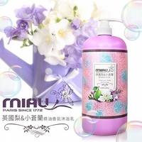 MIAU英國梨&小蒼蘭精油香氛沐浴乳2000ml(共2入)