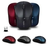 [哈GAME族]雷柏專賣店 超商免運費 RAPOO 1090P 5G無線光學滑鼠 NANO接收器 省電型