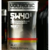 德國 原裝瓶 摩德 5W40 SN級 VOLTRONIC 全合成機油 4公升 1公升 都有賣 汽 柴 油 都適用