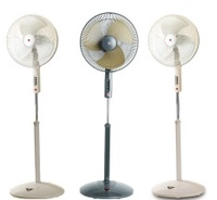 KDK P40US Stand Fan (White)